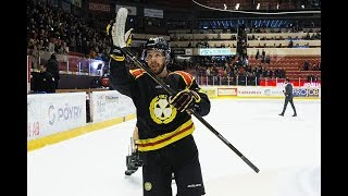 Kevin Clark - all Regular Season and Playoff Goals 2016/17
