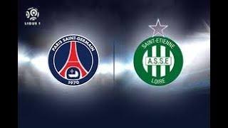 Paris Saint-Germain vs Saint-Étienne LIVE STREAM