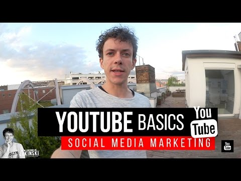 Youtube Basics ▶ Content und Video Marketing (Social Media Marketing)