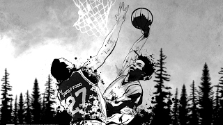Andrew Wiggins jump over Nikola Vučević for the VICIOUS slam !
