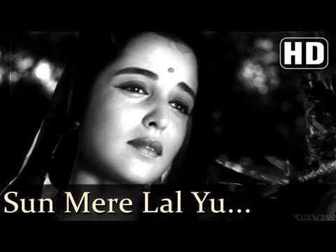 Sun Mere Lal Yu - Balraj Sahni - Leela Naidu - Anuradha Songs - Manna Dey