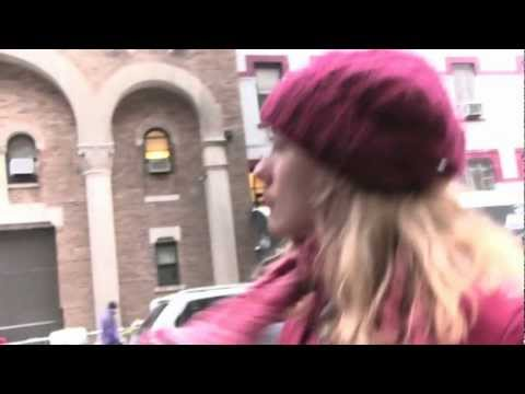 Lisa Redford - New York Song [OFFICIAL MUSIC VIDEO]