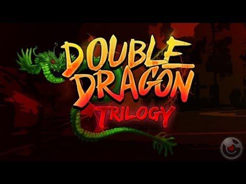 Double Dragon Trilogy - IPhone/iPad Gameplay