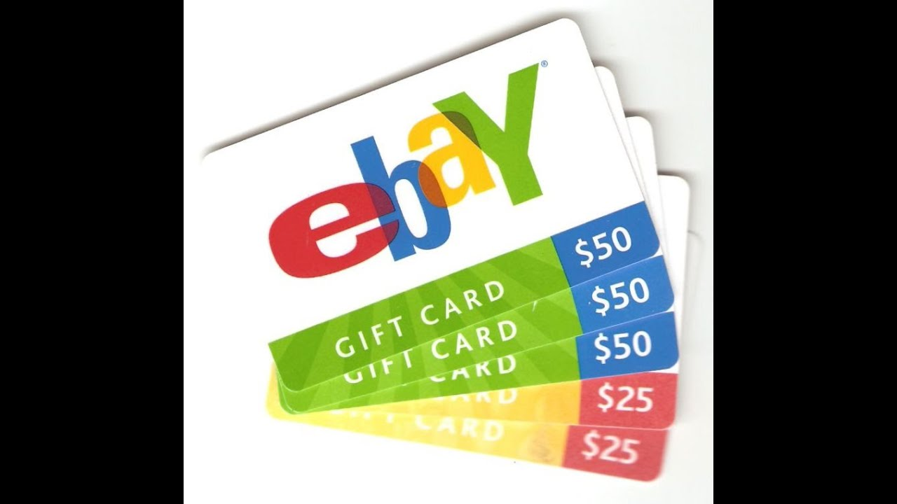 eBay gift card can not be use in Puerto Rico - YouTube