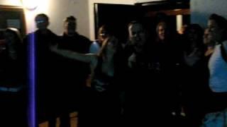 PeF piknik 2009 - karaoke (Ceca - Pazi skime spavas)
