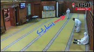وهابي يفجر نفسه داخل مسجد شيعي وسط المصلين الشيعه اثناء السجود في صلاة الجمعه _٢٧شهيد/٢٢٧جريح_الكويت