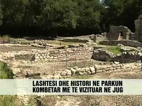 Ne perlën e jugut, Butrint - Vizion Plus - News - Lajme