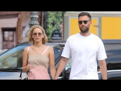 Jennifer Lawrence and Cooke Maroney Tie the Knot in Rhode Island Wedding