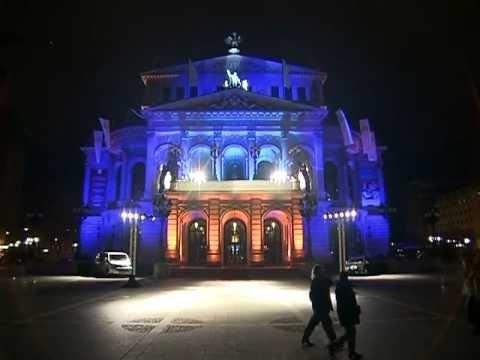 Die Alte Oper in Frankfurt -- Treffpunkt für Musik, Kultur und Gesellschaft