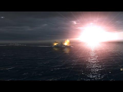 Let's Play Atlantic Fleet Campaign. Part 33.