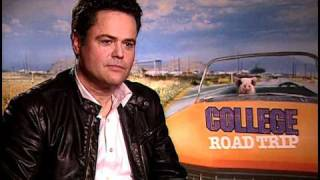 College Road Trip - Exclusive: Donny Osmond