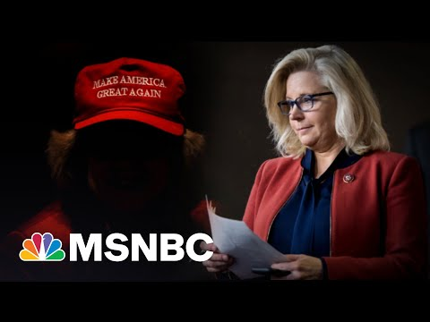 GOP Backs Trump Who Tried To Steal An Election Over Cheney | MSNBC