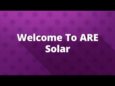 ARE Solar Energy Company in Boulder CO
