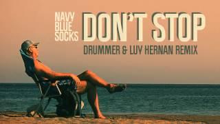 Navy Blue Socks · DON