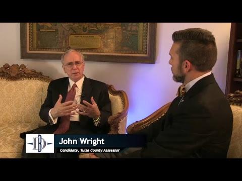 Tulsa County Assessor candidate, John Wright