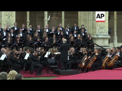 State funeral for former Portuguese president