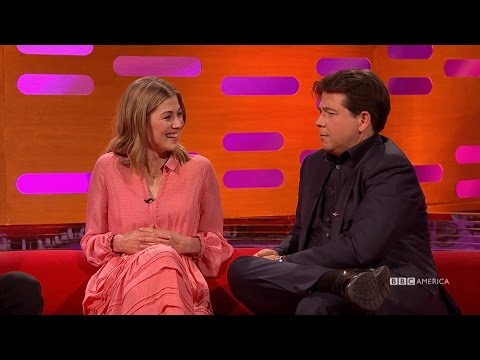 Rosamund Pike's Blind Date Misadventures  The Graham Norton