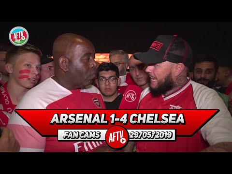 Arsenal 1-4 Chelsea   There Are Too Many Week Minded Bottle Jobs At Our Club (DT)