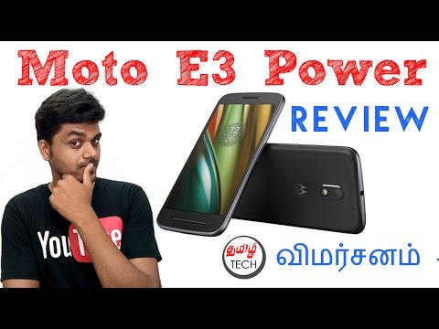 Moto E3 Power Review - வாங்கலாமா ? | TAMIL TECH