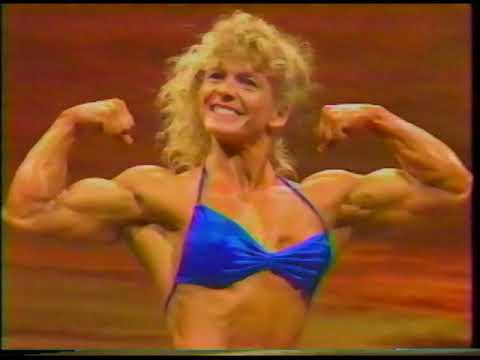 1991 Women's IFBB North American Bodybuilding Championships