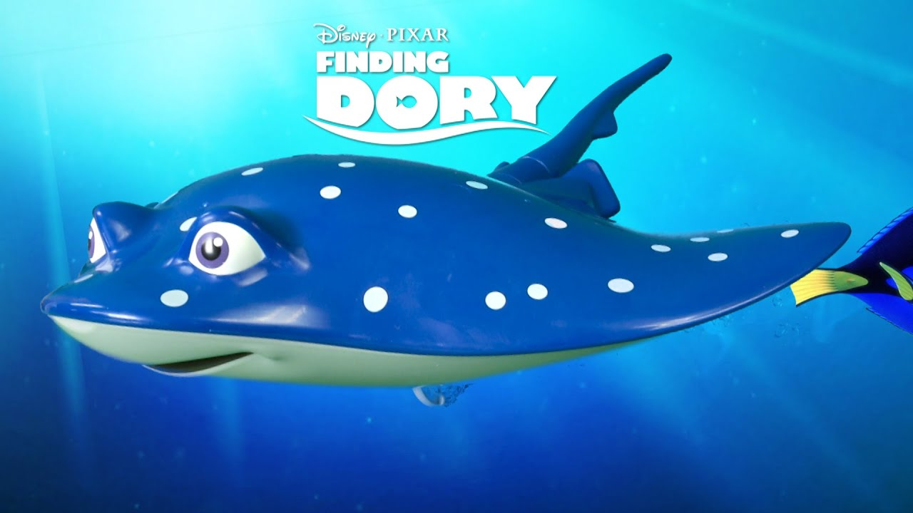 Finding Nemo Characters Mr Ray Finding Dory Mr...