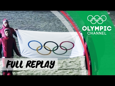 Opening Ceremony   RE-LIVE   European Youth Olympic Festival 2017
