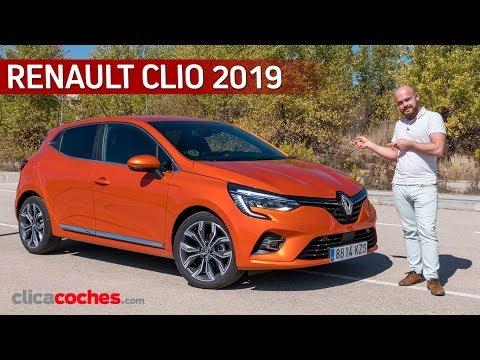 Renault Clio 2019 | Prueba A Fondo | Review En Español - Clicacoches.com