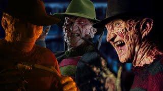 The Evolution of Freddy Krueger (1984-2010)