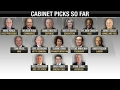 Will all Trump's cabinet picks be approved?