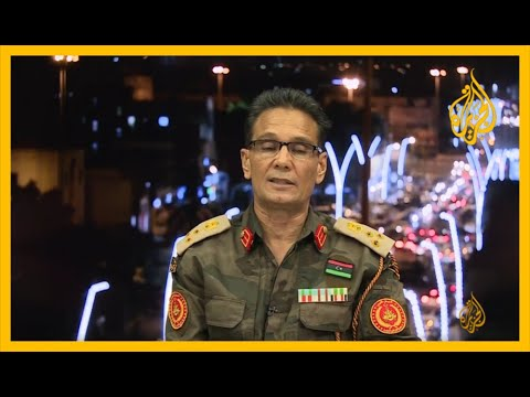???? تحذير أممي من حرب إقليمية.. قوات الوفاق ترصد وصول 5 طائرات روسية لسرت والجفرة  - نشر قبل 35 دقيقة