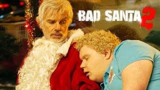 Bad Santa 2 | Official Trailer (HD) – Billy Bob Thornton, Tony Cox | MIRAMAX