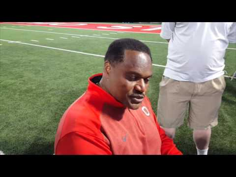 Ohio State football   Larry Johnson