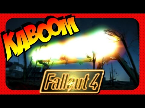 EXPERIMENT 1000 Mines VS Fallout 4 Settlement 💥 WARNING MASS EXPLOSION