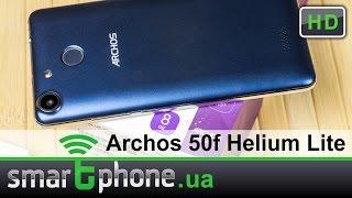 Archos 50f Helium Lite - Обзор. Красивый бюджетник