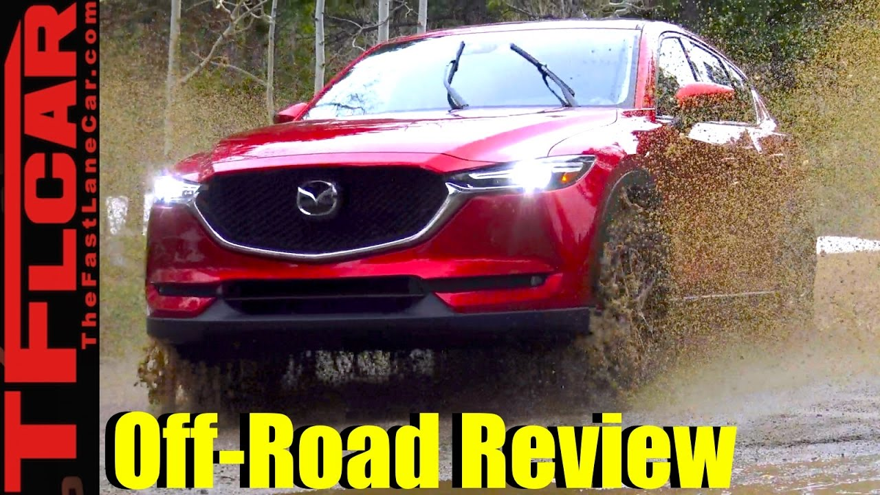2017 Mazda Cx 5 Takes On The Gold Mine Hill Off Road Review