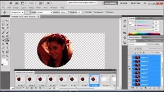 How to make a circle gif/edit.