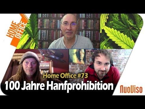 100 Jahre Hanfprohibition - Home Office #73