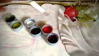 Xicara com cerejas parte 1