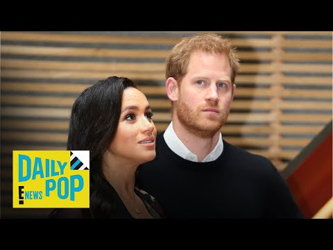 Prince Harry & Meghan Markle Tick Off British Tabloids  Daily Pop  E News