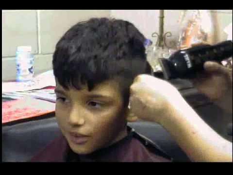 Haircut Little Kid