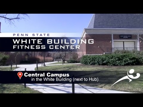 White Building Fitness Video