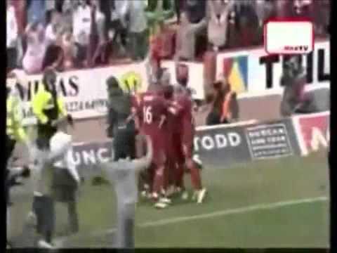 Aberdeen fc goals