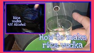 Download lagu How to make rice vodka