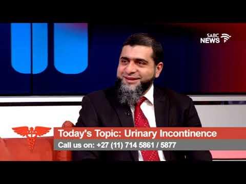 Health Talk, Urinary Incontinence: 23 November 2019 thumbnail