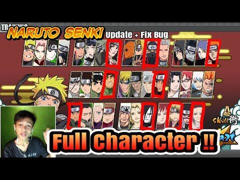 download naruto senki beta versi baru