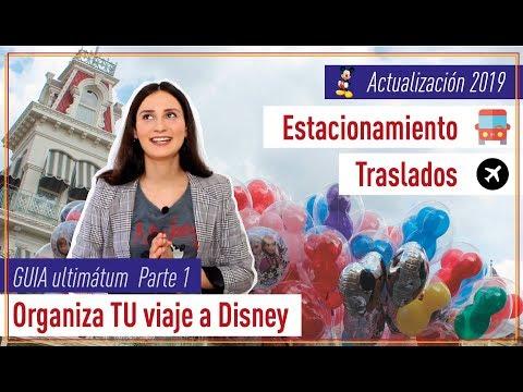 Transporte Y Estacionamiento  / Organizar Un Viaje A Disney / Video 1