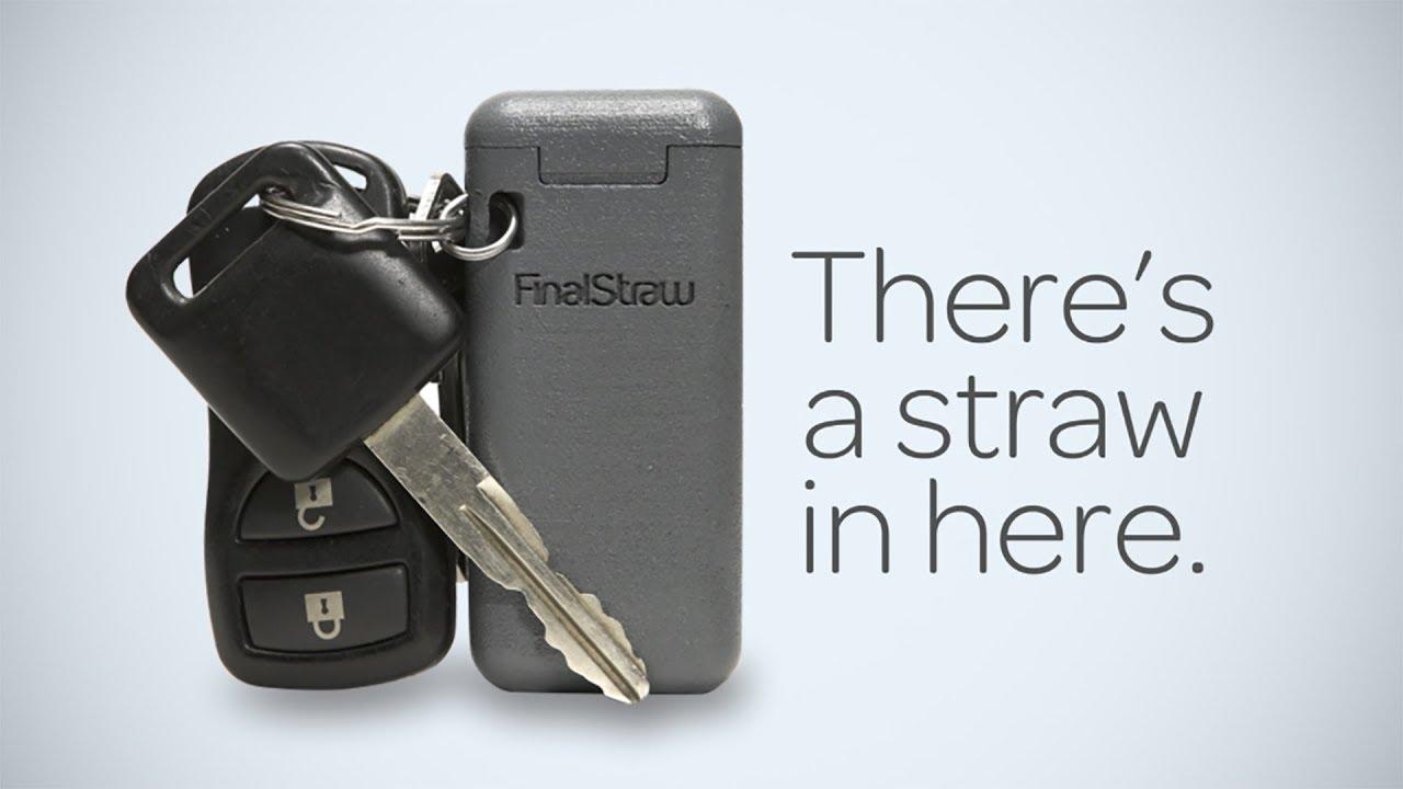 straw portable final reusable