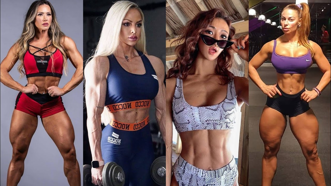 Female Fitness Motivation 2021 🔥| Beautiful Training | Crossfit Workouts | Crossfit Girls