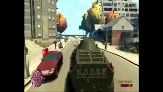 Grand Theft Auto: Episodes from Liberty City - XBOX360 Gameplay