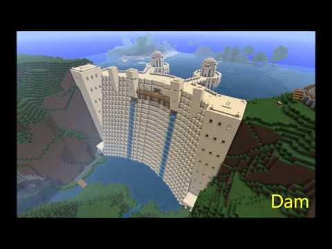 Minecraft 80 Building Ideas [#2] - YouTube